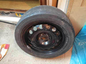 Toyo R888 Slick gume