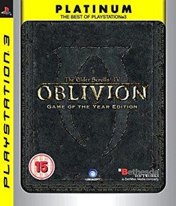 The Elder Scrolls Oblivion ps3