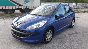 Peugeot 207 1.4 benz 2007 god 123.000 presao