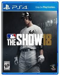 MLB 18 - PS4