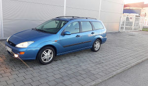 Prodajem Ford Focus 1.8 TDI 90 KS Registrovan