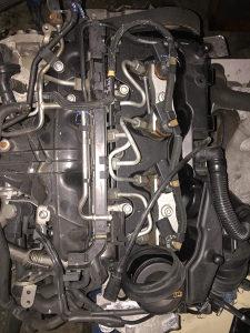 Motor Golf 6 2.0 TDI