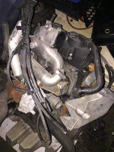 Motor 1.4 TDI Seat Ibiza