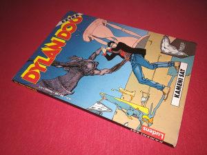 Dylan Dog Ludens extra broj 58 Kameni sat