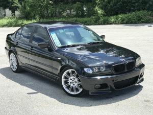 BMW E46 318d 320d FACELIFT M OPTIC *FULL*