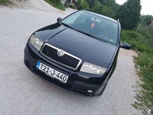 Škoda Fabia 1.9 TDI Tek uvezen 2007model