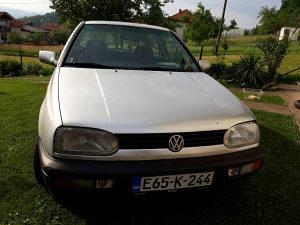 Volkswagen Golf 3, TDI