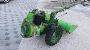Motokultivator dizel sa frezom 70 cm