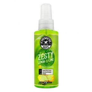 Chemical Guys Zesty Lemon And Lime Air Freshener 118ml