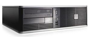 HP E6550 / 4GB DDR2 / 160GB