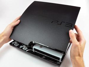 PS3 Slim CECH-2504A Dijelovi