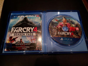 Far Cry 4 ps 4 igra