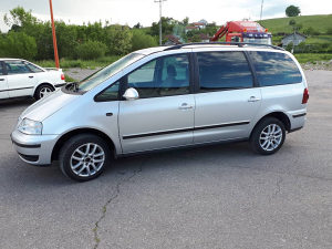 Volkswagen Sharan 1.9tdi 4motion