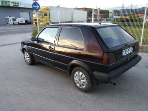 Golf 2 1.6 TDI 59 kw 90 reg.