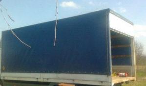 Sanduk kason za kamion atego