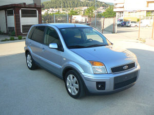 FORD FUSION 1.6 TDCI 66KW