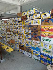 kartonska ambalaza kutije od banana