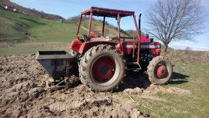 Traktor carraro 4500