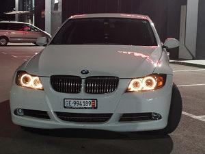BMW E91 330XD 4WD