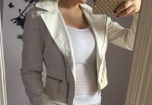 Bijela jaknica vel. S 20 KM
