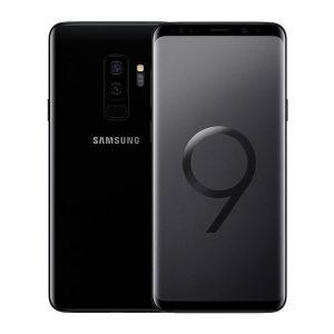 Samsung Galaxy S9 Midnight Black - Vakum