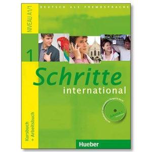 Knjiga Schritte International A1/1
