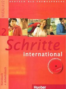 Knjiga Schritte International A1/2