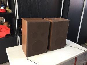 Zvucnici zvucne kutije visonic