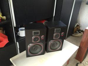 Zvucnici zvucne kutije sansui 8 inch bass