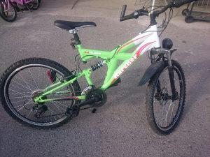 Biciklo uvoz 24