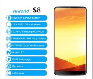 Smartphone - VKWorld S8 - 5.99inch