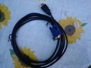 HDMI na VGA Kabal