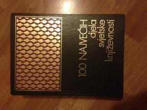 100 Najvecih djela svjetske knjizevnosti