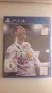 FIFA 18 (Playstation 4-PS4)