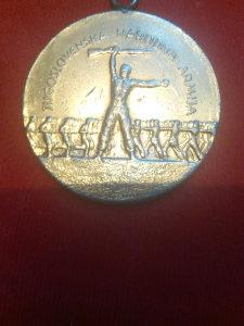Medalja sportska JNA
