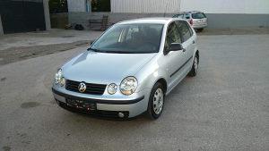 Volkswagen Polo. 1.2, 2003, klima, uvoz Njemačka