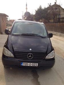 Mercedes Vito 2,2 2006 teretni Moze zamjena