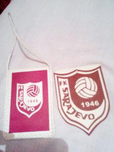 Znacke FK Sarajevo