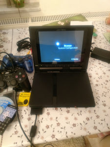 Playstation 2 LCD DISPLAY