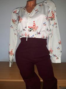 Elegantne pantalone S