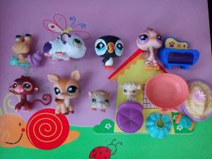 LPS kolekcija od 7 figurica i 7 asesoara