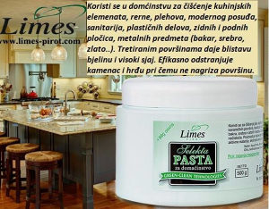 LIMES pasta