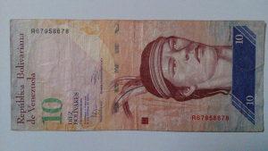 Novčanice Venecuela