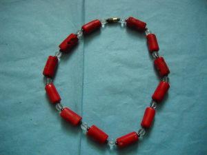 Ogrlica od crvenog koralja