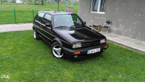 Golf 2 1.6 turbo dizel intercooler..