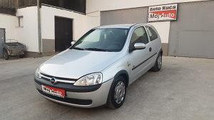 Opel Corsa C 1.2**UVOZ ŠVAJCARSKA**