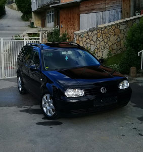 Golf 4 PACIFIK