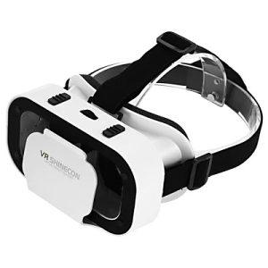 VR HEADSET 3D Glasses - WHITE 4,7 - 5,5 inch