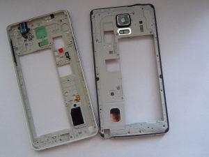 Samsung Galaxy Note 4 kuciste
