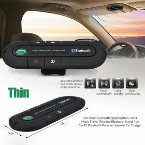 Bluetooth za auto Transmiter speaker (Handsfree)